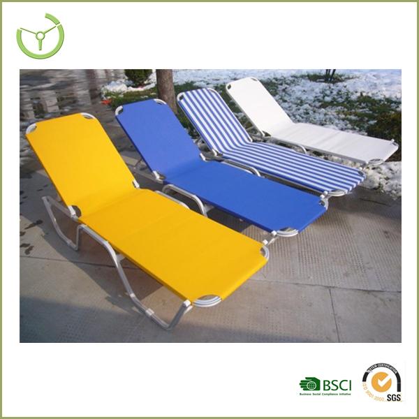 Aluminium Frame Pool Sun Bed Sun Lounger HL B 11006 Part 94