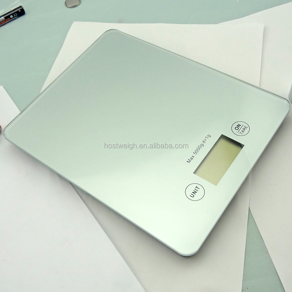 square platform for food, fruit, vegetable mini weight scale printer