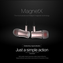 smart patent magnetic control sport bluetooth earbuds with waterproof and noise cancellation for mobile China manufacturer
