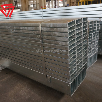 China supplier ASTM A653 G90 galvanised high quality sheet metal u channel