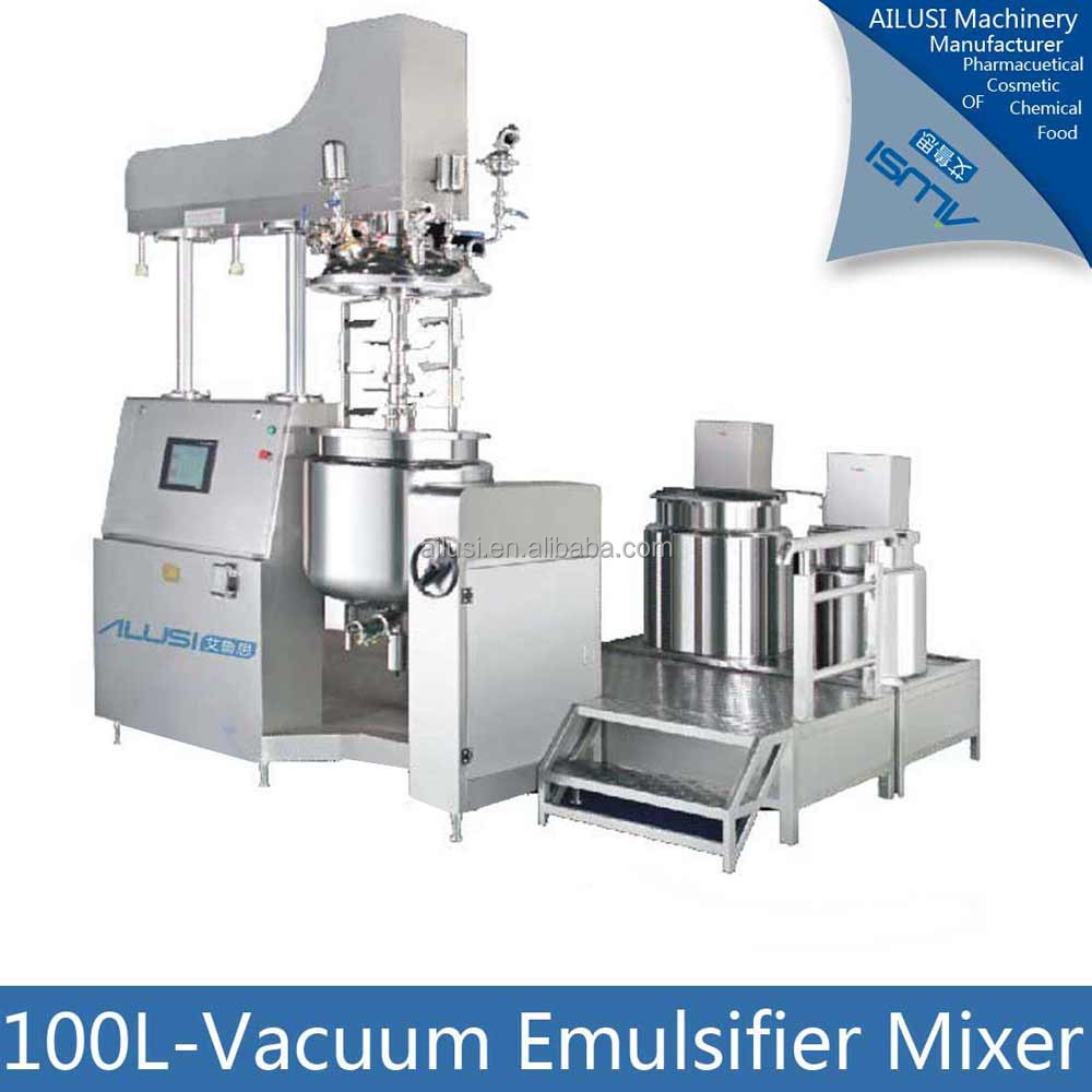 Ailusi high shear pharmaceutical mixer blender equipment