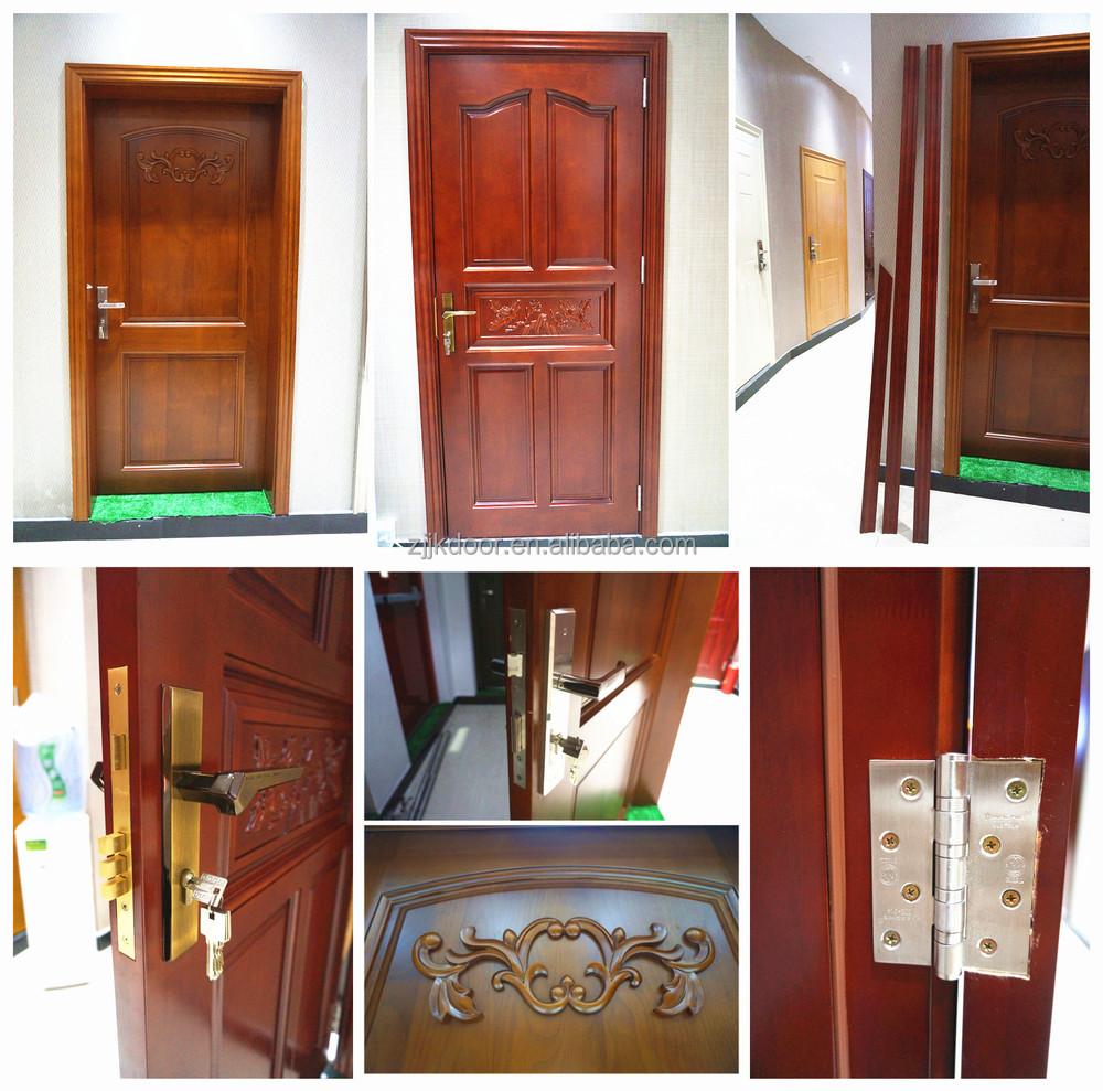 Jiekai M209 Teak Wood Main Door Designs / Main Door Designs ...