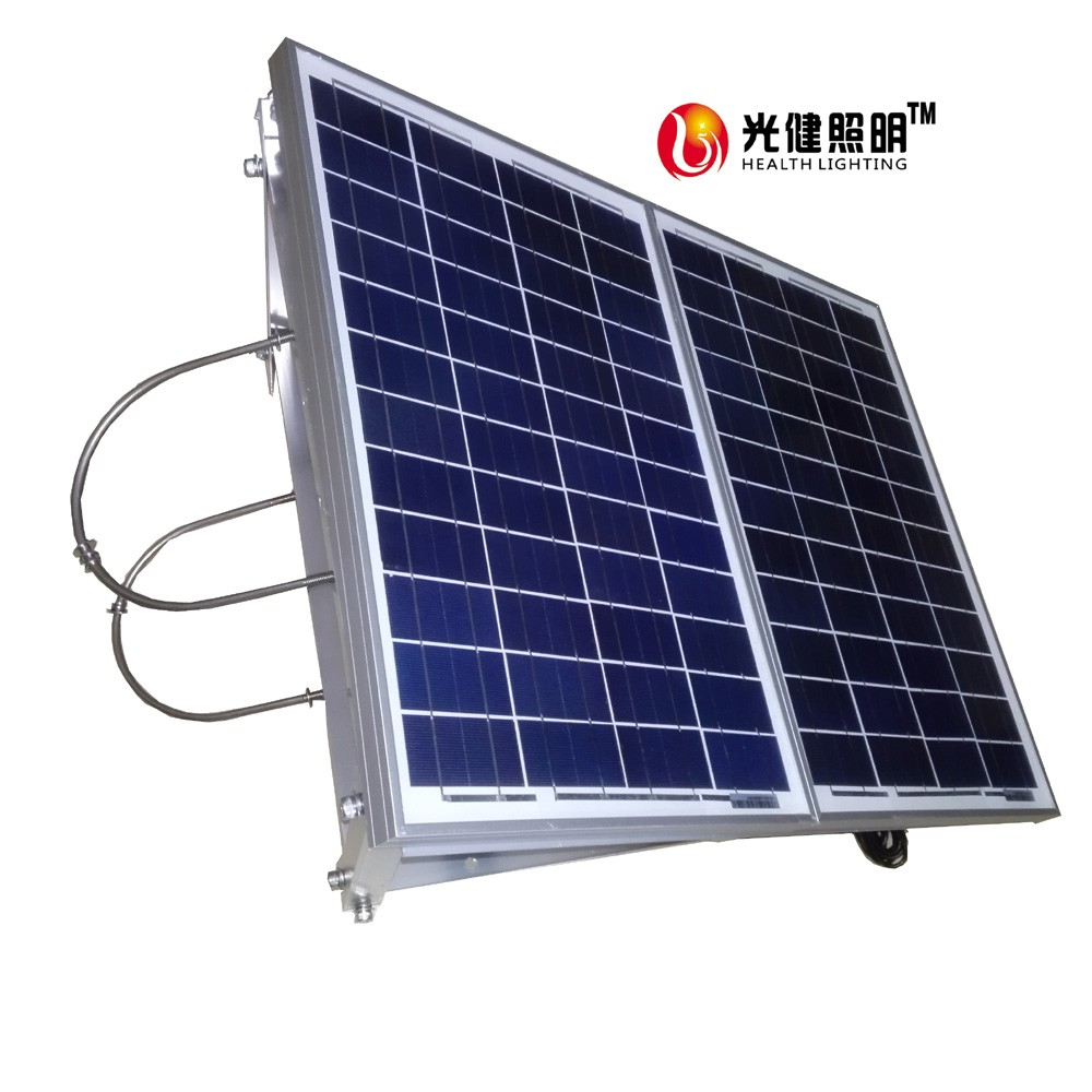 ヾ(^ ^)ノ50-100W solar mounting ᗕ bracket bracket Folding ...