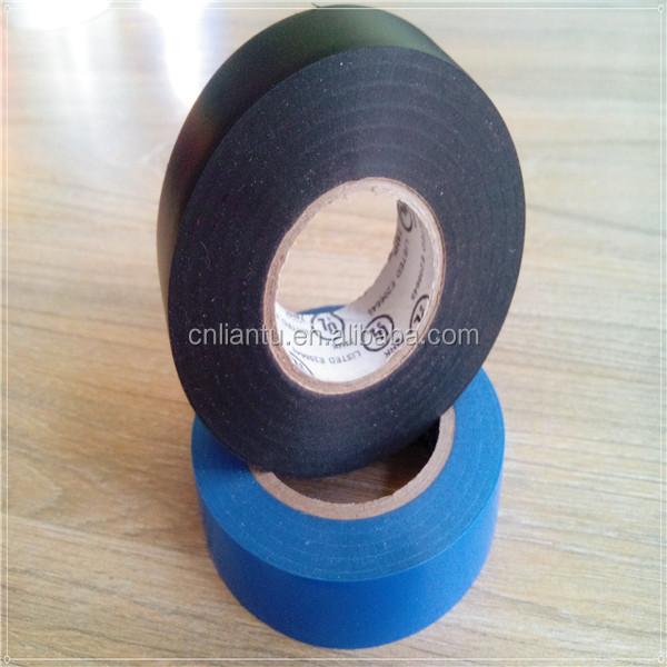distributeur onderdeel sepeda motor pvc elektrische isolatie tape voor engeland markt