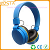 Promotional fancy design V2.1 cheap model high quality foldable bluetooth headset