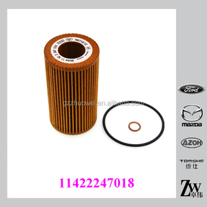 Auto Oil Filter, Catrige Filter Oil 11 42 2 247 018,11422247018 ,HU718/1Z for BMW 5 E39 E46 E49 2000-2003 year