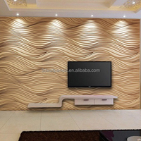 textured iconic wave 3d wall panels