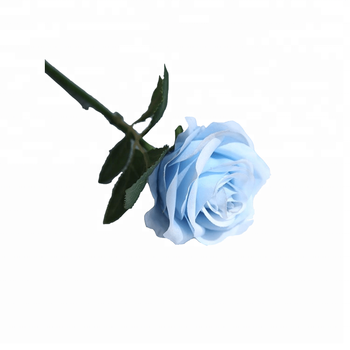 Wholesale Cheap Single Stem Silk Flower Artificial Rose Buy