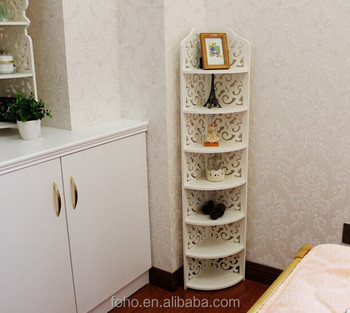 DIY white buy living room furniture do it yourself storage shelf