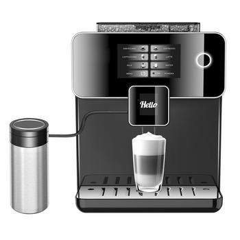 Full-Touch Screen Fully Automatic Coffee Machine Cappuccino Latte Espresso Coffee Maker