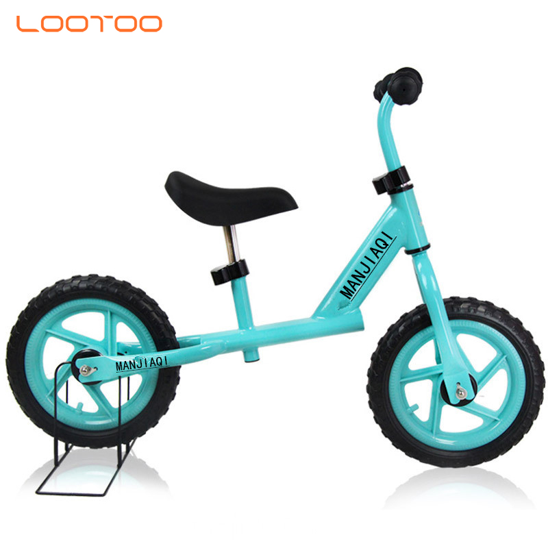 2019 China Factory wholesale baby scooter/ three wheel kids balance bicycle/mini balance bike