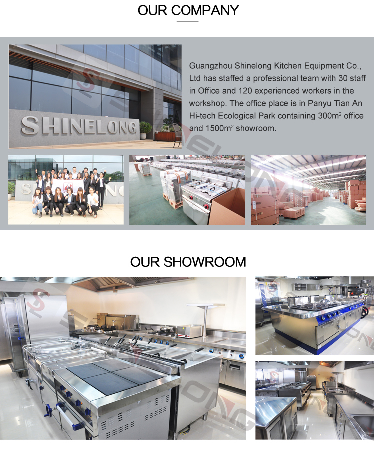 Commercial Used Restaurant Automatic Kitchen Equipment(One-stop Solution)