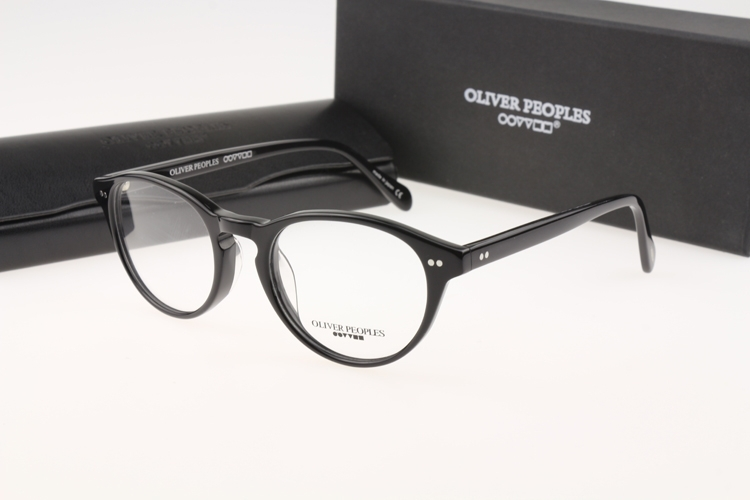 0533142f14623 Buy Brand Designer Oliver Peoples Riley-k Vintage Myopia Glasses Frame Men women  Retro Elegant Plate Eyeglasses Fashion Eye Glasses in Cheap Price on ...