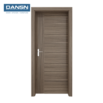 Modern fancy Italian design front entry door wooden doors design catalogue for apartment