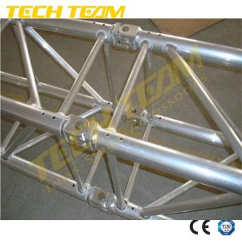 Aluminum Alloy MD40 Square Fork Coupler Truss ,sales aluminum truss