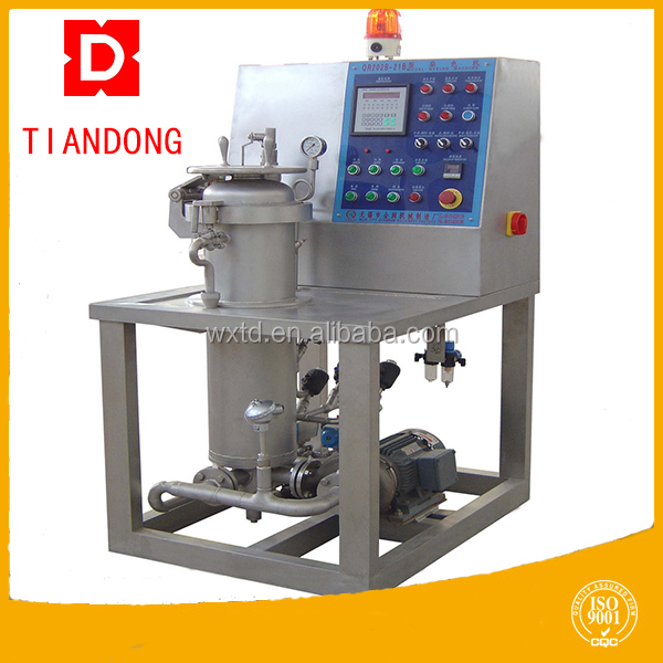Factory sale wood dyeing machine and yarn dyeing machine with engineers overseas service