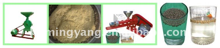 Single screw pet food fodder expander machine(CE Approved)