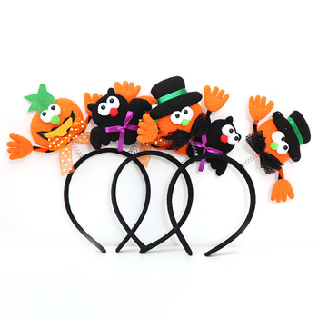 Custom Halloween Headwear Caps Cheap hair accessory for Halloween Party Decoration