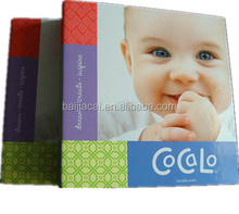 baby paper book custom printing thick card board children's book baby board books print