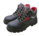 Full steel plate safety boots hot sale middle-cut goodyear technology safety shoes