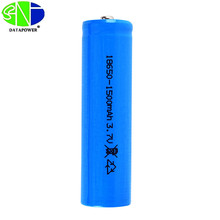 Factory prices wholesale Lithium iron phosphate 3.7v 1000mah to 4200mah 18650 li ion battery