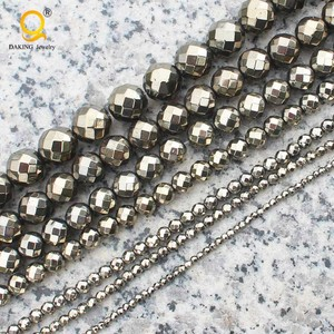Alibaba china supplier pyrite beads