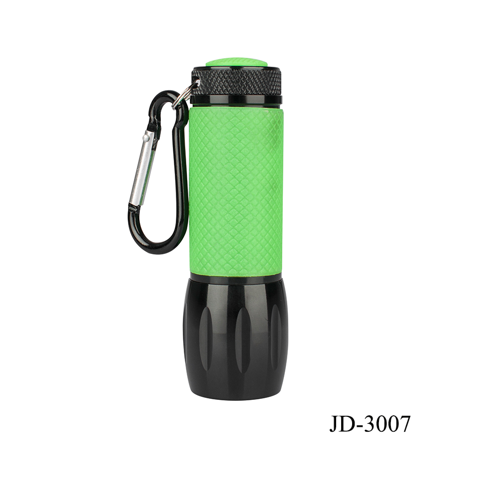 Manufacturer Quality Guarantee JD-S637 Shock Resistant USB Charging 3W Cree XPE Customized LED Flashlight With Multi Tool
