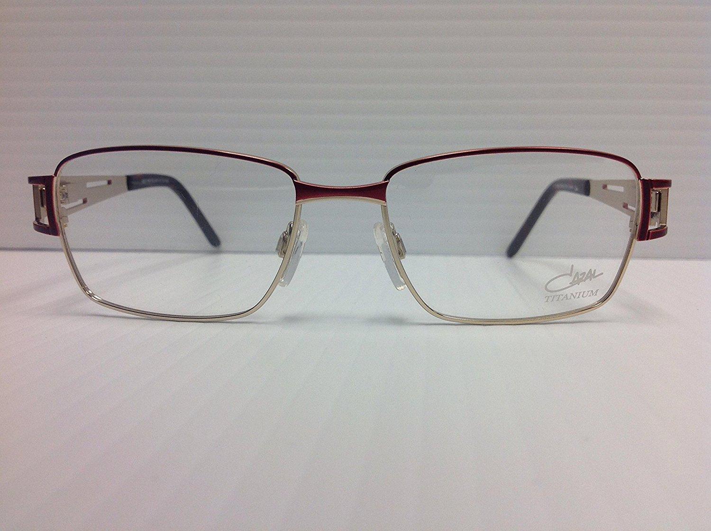 76d2f9bc0aa Get Quotations · CAZAL Titanium Eyewear Frame Glasses MOD.1069 COL.004 51  16 130