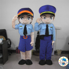2016 police costume/Moving Actor costume for sale