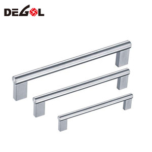 High end Manufacturers in china stainless steel cupboard furniture square high quality kitchen cabinet handles