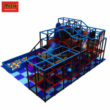 Customized Colorful Indoor Kids Commercial Playground