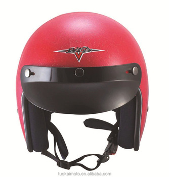 Motorcycle Safety Protect Helmet Half Face Motorcycle Custom Built