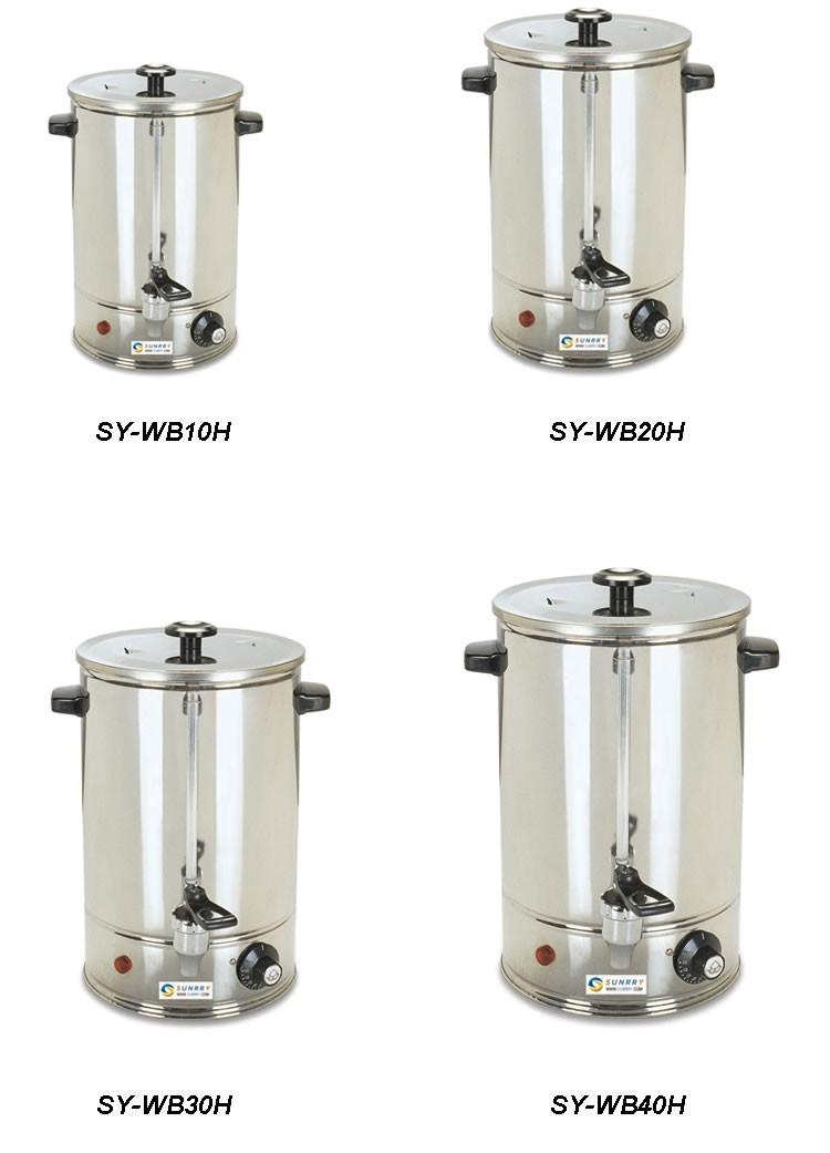 2018 Hot Sale Electric 40 L Commercial Restaurant Hot Water Boiler ...