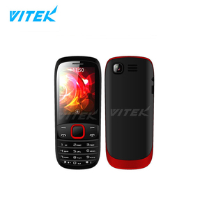"Hot Sale Promotional 2.4"" TFT 3G QWERTY Keyboard cell phone"