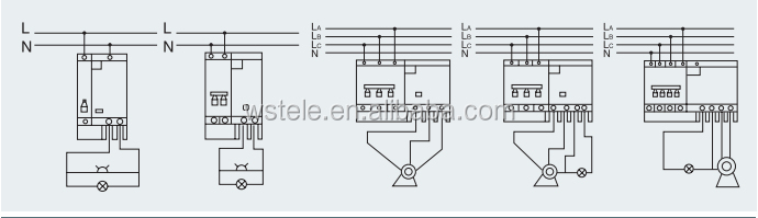 HTB1k19YGFXXXXcDXFXXq6xXFXXXo high quality electric dz47le in circuit breakers rccb rcbo buy hager rccb wiring diagram at readyjetset.co