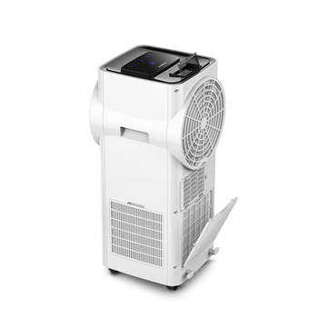 2018 low noise portable heat/cool air conditioner with multifunction use