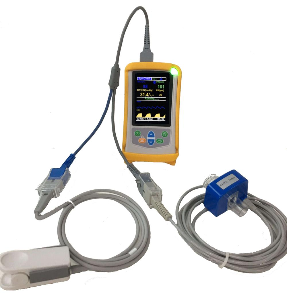 Hand-carried Ut100c Capnography Monitor(spo2 And Etco2) - Buy Medical  Equipment,High Sensitive,Spo2 And Etco2 Monitor Product on Alibaba com