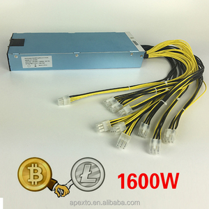 LTC X11 miner power supply 220V 12V 130A MAX OUTPUT 1600W