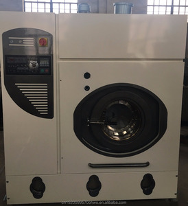 Beautiful Price Commercial Dry Cleaning Machine using Perc solvent