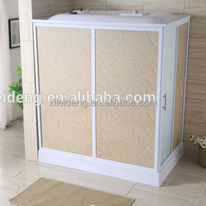 Factory supply hotel container use portable prefab unit bathroom pod for sale