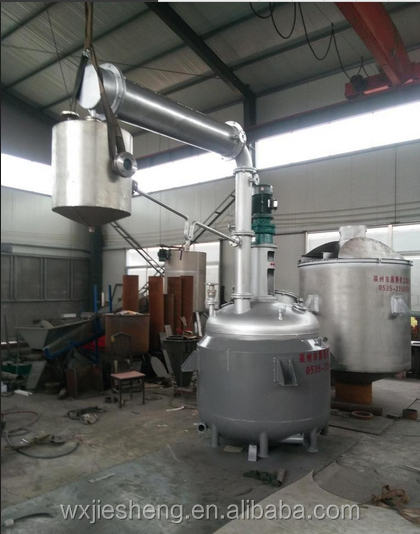 advanced equipment manufacturer resin equipment