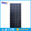 150W poly solar panel polycrystalline solar cells 156x156 price