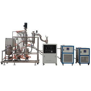 cbd oil processing equipment hemp processing machine stainless steel Material Molecular Distillation