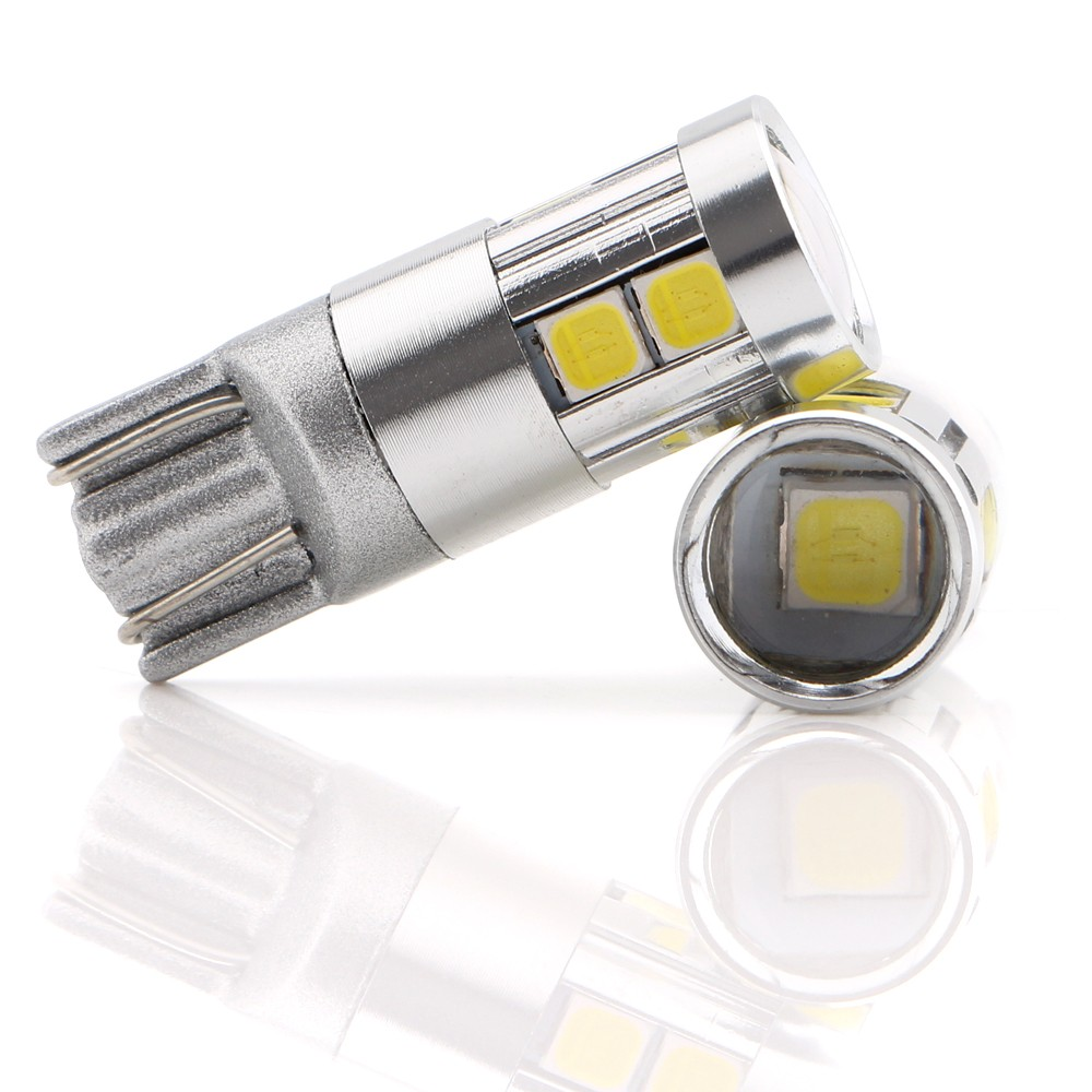 Canbus led interior light T10 W5W 9SMD 3030 LED canbus