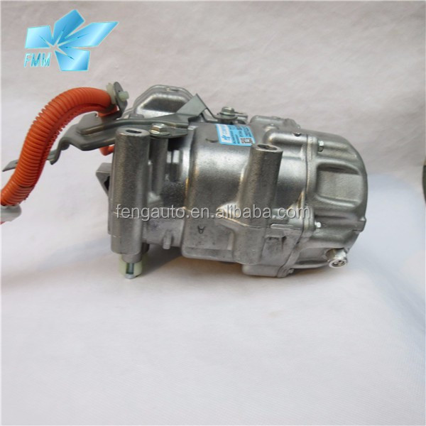 Es14c 042200-0650 042200-0212 Ac Compressor Electronic For Toyota Prius -  Buy Conditioning Compressor,Ac Compressor Hybrid,Auto Compressor Product on