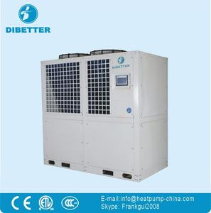 commercial AC inverter CO2(R744) heat pump High COP Cooling & Heating Heat Pumps