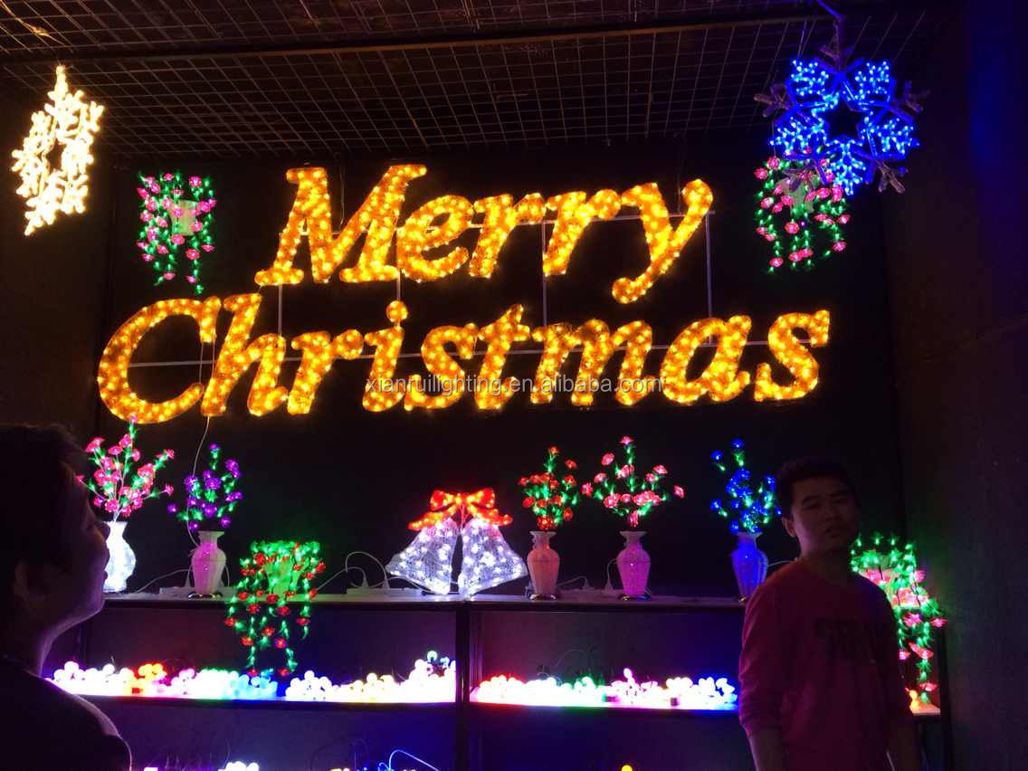 Led Christmas Lights Waterproof Wholesale From Zhongshan Made In ...