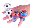 4CM Finger football magnet spheres rotary motion football toys