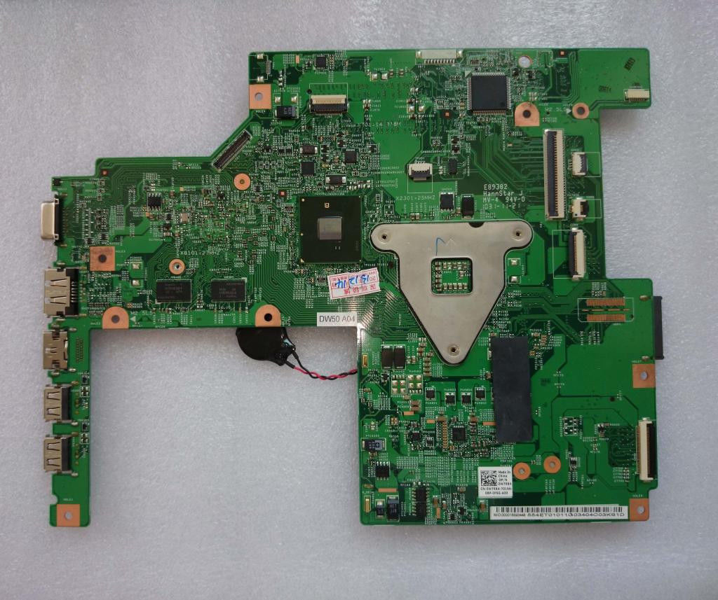 Laptop Motherboard For Dell Vostro 3500 With Non-integrated ...