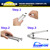 CALIBRE Auto Body Car Repair Pin Type Spanner Ratchet Wrench Tools
